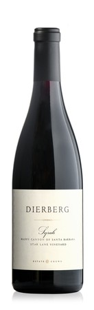 2012 Dierberg Syrah, Star Lane Vineyard